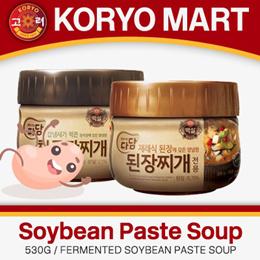 Korean Traditional Soybean Paste Soup 530g / Fermented Soybean Paste Soup 530g