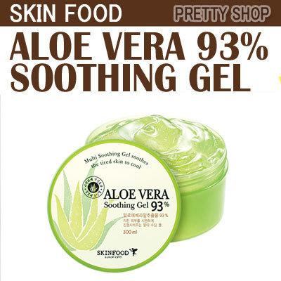Aloe Vera 93% Soothing Gel by Skinfood #15