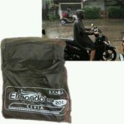 Jas Hujan Karet Murah Poncho CERIA 201 Elmondo Dewasa Motor Batman