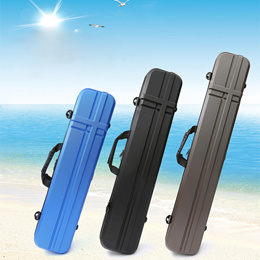 ★낚시 가방 하드케이스 바다 민물 루어 낚시대 가방