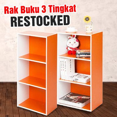 [FREE DELIVERY JABODETABEK] FUNIKA 12054 OR-WH Deals for only Rp260.000 instead of Rp260.000