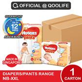 [Kimberly Clark] 1 x CARTON SALE: Huggies Gold Diapers/ Pants