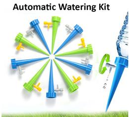 ❤Auto Drip Irrigation Watering System❤Plant Garden Flower Water Pot❤SG Seller❤