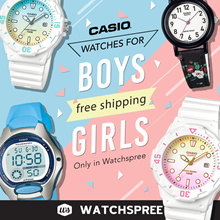 *CASIO GENUINE* Casio Watches for Kids. Boys and Girls Collection. Free Shipping!