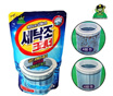 [Buy 1 Free 1] KOREAN WASHING MACHINE CLEANER / 99% kill germ / No Germs! No Bacteria! No Mold! / Trommel cleaner / 450g per pack / Made in Korea