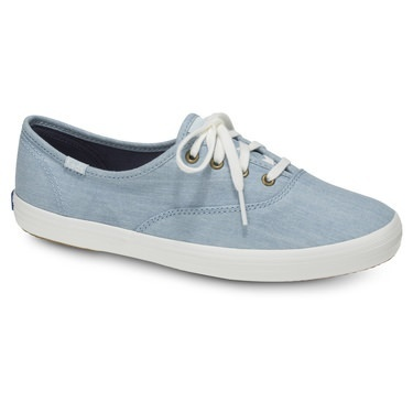 KEDS - KDZ-WF57964-CHAMPION SEASONAL SOLID.LIGHT BLUE. WOMEN SHOES KDZ0002449.C4993