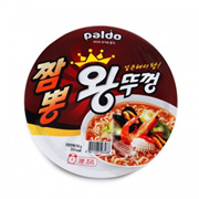 Paldo Jjamppong Seafood Ramen Bowl 110g