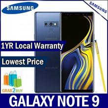 ★Mystery Box Event★ Samsung Galaxy NOTE 9 128GB / 1 Year Local Warranty