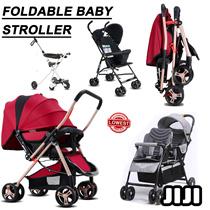 ★Foldable Stroller / Cot Bed  Baby Crib★ Bike★ Diaper Changing Station★ Infant Bassinet★ Toddler Bed