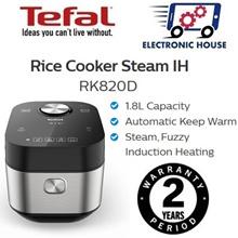 ★ Tefal RK820D Rice Cooker Steam IH 1.8L ★ (2 Years Warranty)