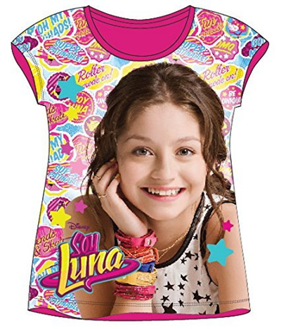 5dc6d596ce5dc Direct from Germany - Soy Luna T-Shirt in verschiedenen Farben und Designs  Gr.