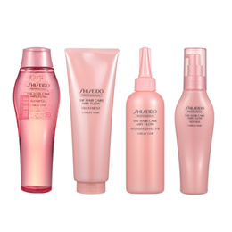 ★BUY $90 FREE SHIPPING★ SHISEIDO Professional Airy Flow Shampoo Treatment Refiner Intensive Effector