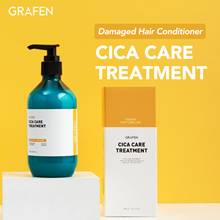[GRAFEN]  Cica Care Treatment 300ml /Hair Conditioner / Damaged hair care/All hair type