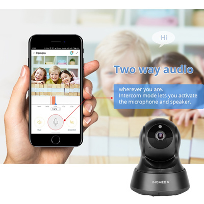 factory INQMEGA 720P Cloud Storage IP Camera Wireless Wifi Cam Home  Security Surveillance CCTV Netwo
