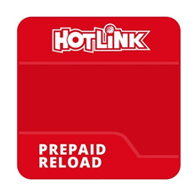 Hotlink Reload Top Up RM10