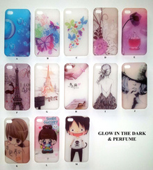 **BUY 5 for 1 Shipping FEE**♕♛RM1 DEAL♛♕ Glow In The Dark Phone Case ♥WAREHOUSE CLEARANCE♥ [IPhone/Samsung] Limited Quantity