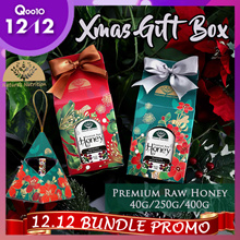 ★HONEY GIFT BOX 40G/250G/400G ★12/12 BUNDLE OF 12 SPECIAL!★ Perfect Xmas Gift★