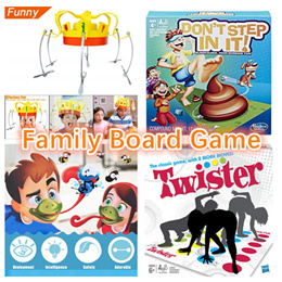 ★IMP HOUSE★ Kids Toy Board Game Dont Step in it/Chow Crown/Fishing For Floaters/Tic Tac Tongue