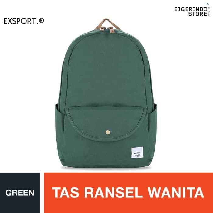 Show All Item Images. close. fit to viewer. prev next. Exsport Sienna (L) 02  Backpack - Green ... 28b9b096c7