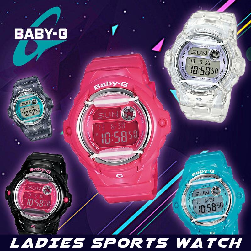 337b052c8d00 Qoo10 - CASIO BABY-G BG-169R SERIES LADIES SPORTS WATCH   Fashion ...