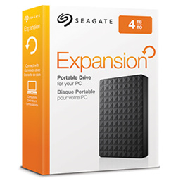 Expansion Portable Hard Drives Seagate 1TB 2TB