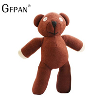 1pcs 35cm Genuine Mr. Bean Teddy Bear The Tactic Stuffed Toy Creative Bear Cute Plush Toys Dolls Bir