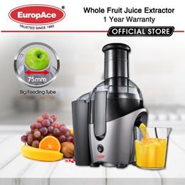 EuropAce EJE 5500T 500W Juicer / Juice Extractor (Whole Apple/Orange can fit in) 1 Year Warranty