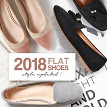 [FREE SHIPPING]Axelleshoes Flat Shoes Collection Fashion Sepatu Wanita! GOOD QUALITY!