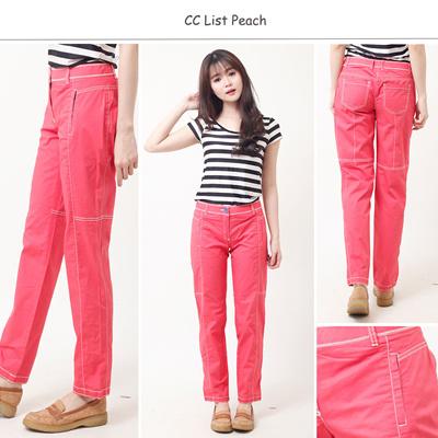 CC List Peach