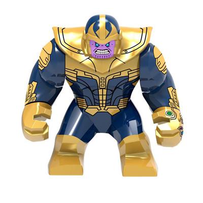 MARVEL SELECT INFINITY WAR THANOS Avengers Figure Infinity Gauntlet