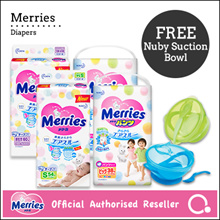 [Kao] Merries Diapers Tape/Pants | Redeem Merries Premiums and Rewards - Official reseller