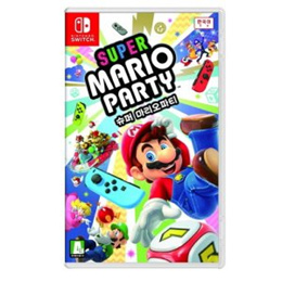 Nintendo Switch Super Mario Party★ Available in English ★
