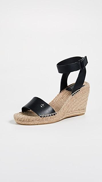 c41d144fe58 Qoo10 - Tory Burch Bima 2 90mm Wedge Espadrilles   Shoes