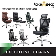 Executive Office Chairs | Best Bargain Chairs | Mesh Cushion Chairs | PU Leather Chairs | Legrests