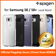 Spigen Samsung S8 / S8 Plus Case Screen Protector Direct from Korea Fast Local Delivery