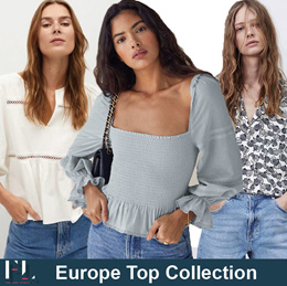 6th Mar Update ★Euro Tops★ Tops / Zara Style / Shirts / Casual / Blouses / LOOSE Fit / Plus Size