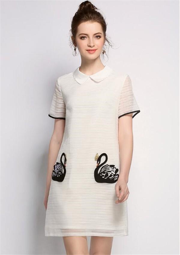レディースワンピース 大きいサイズ シンプル シフォン ファッション ハイセンス 着心地いい おしゃれ 夏 セール★ レディースワンピース