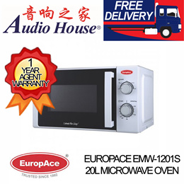 EUROPACE EMW-1201S 20L MICROWAVE OVEN