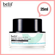 [belif] First aid - 360 eye care mask 25ml ☆★TT BEAUTY☆★ Korean Cosmetics