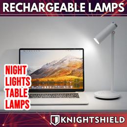 ★Rechargeable Sensor Light★Study Table Desk LED Lamp★Night Light★Desk Lamp★Living Room★