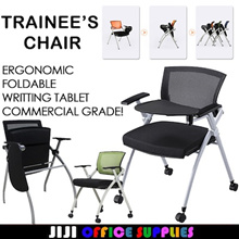 TRAINEE CHAIR! Commercial Grade! ★Office Furniture ★Ergnomic ★Safety ★Storage