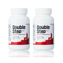 더블스텝플러스 Double Step Plus 300정 2개세트 칼슘 뼈건강 성장발육 키크는영양제 성장호르몬자극
