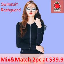 Women Swimsuit Rashguard One Piece Design Women Swimming Wear Women Swimwear