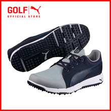 PUMA GOLF Men Puma Grip Sport - Peacoat-Peacoat-Fiery Coral ★ FREE DELIVERY ★ AUTHENTIC