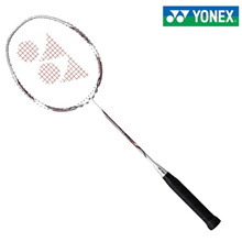 Yonex LCH store Nanoray 70DX Badminton Racket with the BG-80 Gut (a)