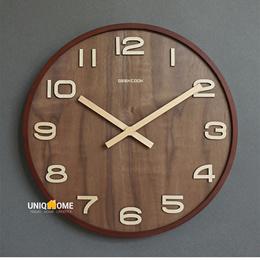 ★Uniqhome European Design Wall Clocks★Wooden Clock★Pendulum Swing Clocks★Local Distributor★