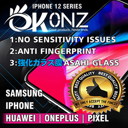 ★iPhone 12/S21/Note 20/iPhone 11★Samsung/iPhone★Screen Protector Tempered Glass/Films★