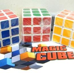 ANEKA RUBIK 3x3 MAGIC CUBE | JUN BRAIN | JUN MAGIC | YONGJUN CUBE | YOYO+RUBIK