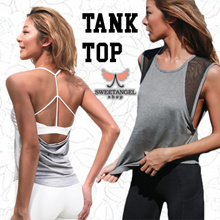 (Hot Sales)[SweetangelShop]*Local Seller/Local Exchange* - Sports Tank Top - Yoga Gym Running Zumba