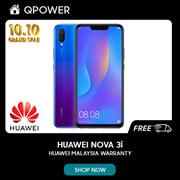 HUAWEI NOVA 3I - Huawei Malaysia Warranty